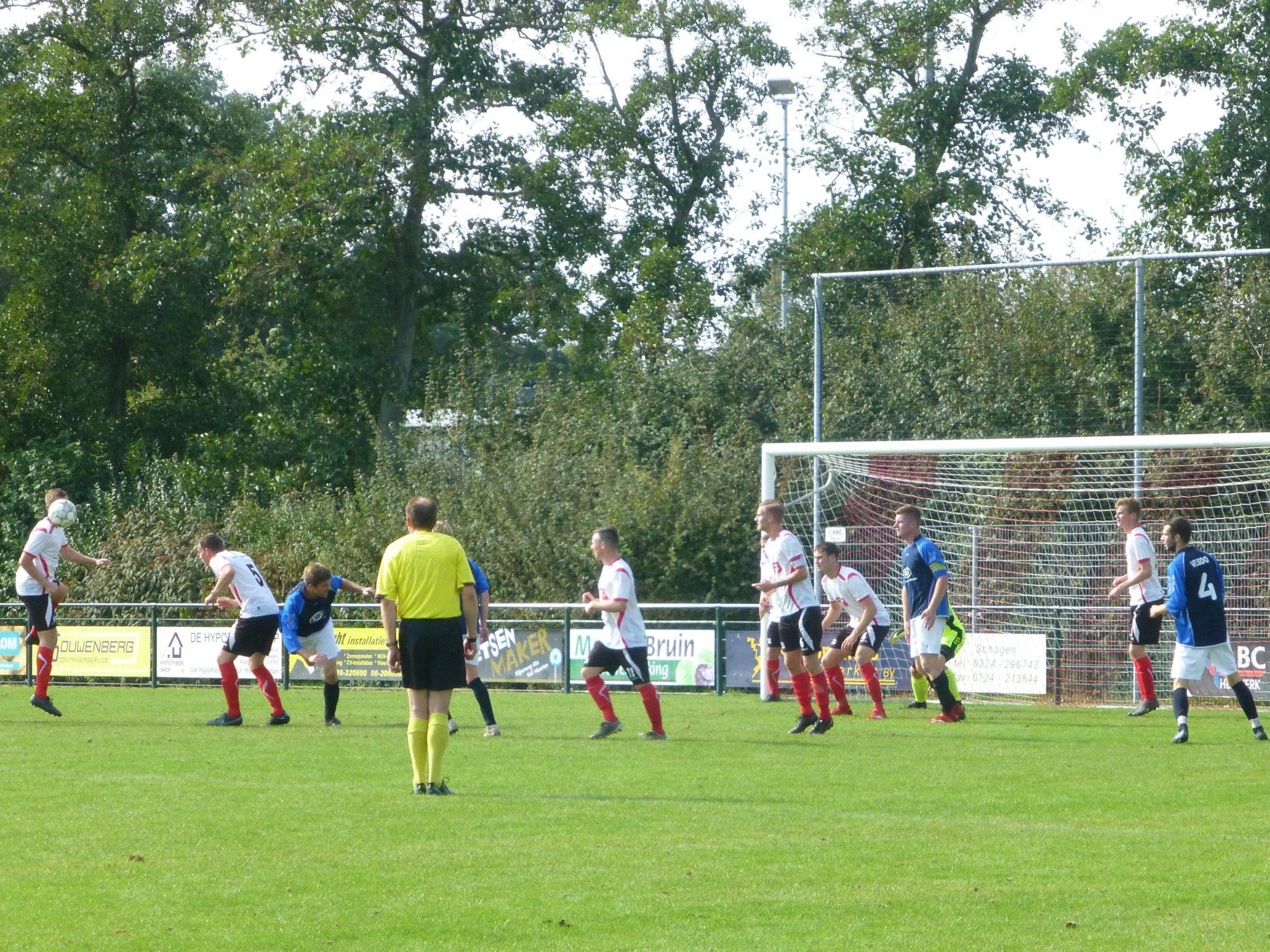 Foto's en verslag van Dirkshorn-Vesdo