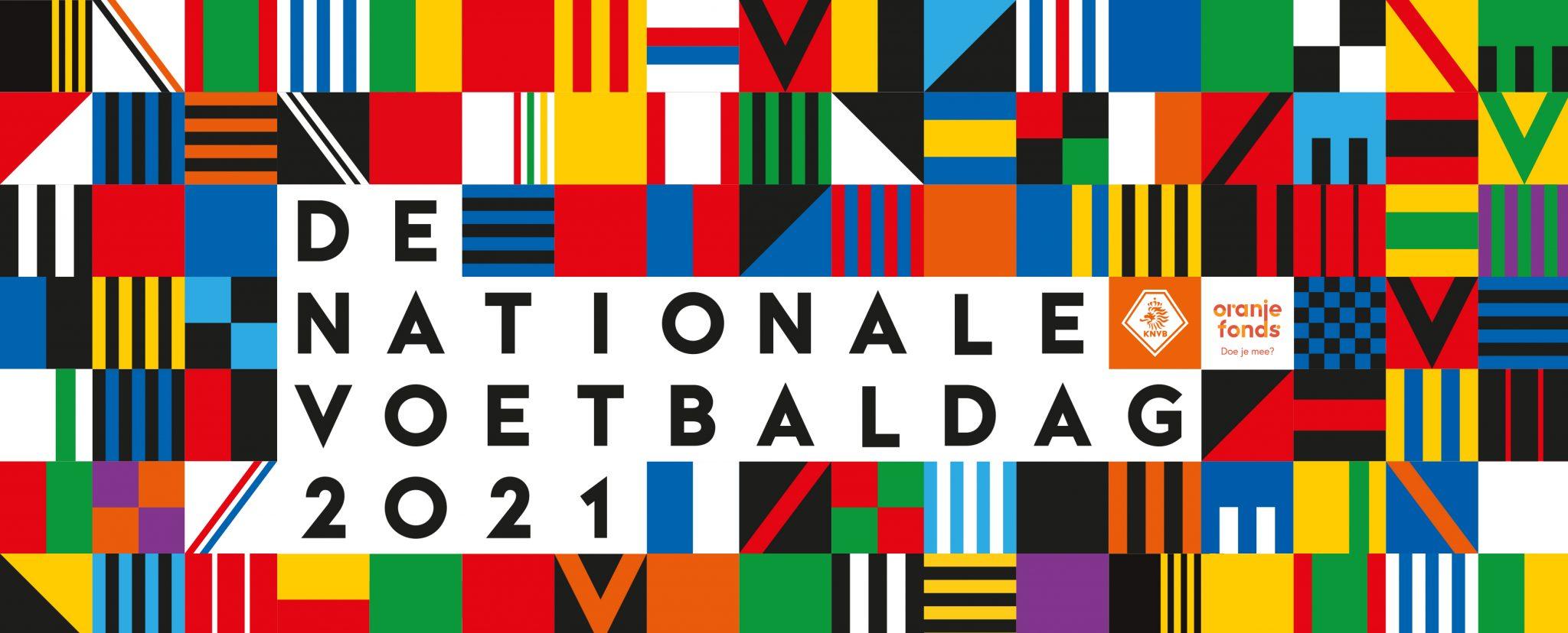 12 juni Nationale Voetbaldag toernooi
